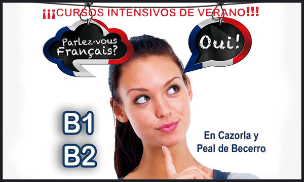Cursos de verano intensivo de Francés