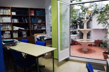 Sala de Profesores Cimca Cazorla