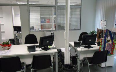 Aula de informática - Peal de Becerro